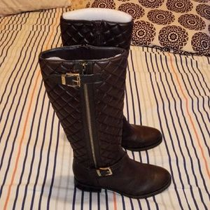 Vince Camuto Fredrika Quilted Boot